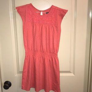 Girls Cotton Gap dress size 8